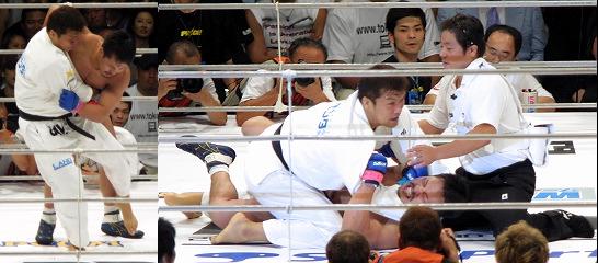 日本人最強格闘家ランキング(重量級)吉田秀彦