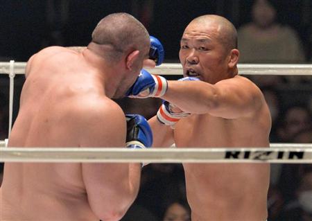 日本人最強格闘家ランキング(重量級)高坂剛