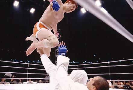 日本人最強格闘家ランキング(重量級)桜庭和志