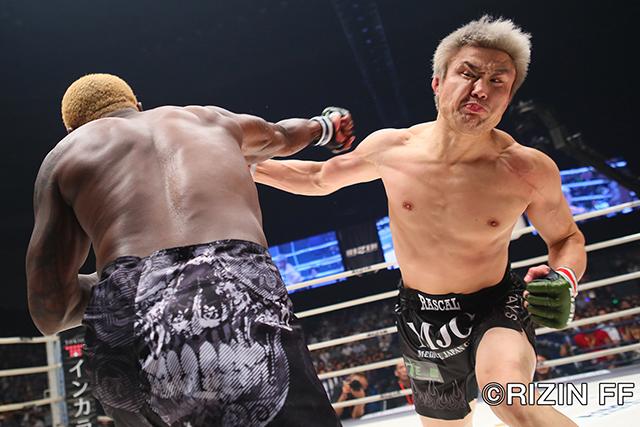 日本人格闘家ランキング(中量級)ベスト5