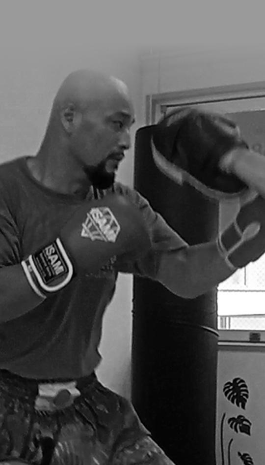 ボクシングをはじめよう!